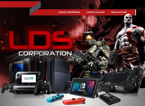 playstation 3 - 195 jogos originais ps3 hd 500gb + controle