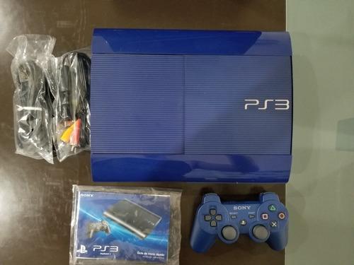 playstation 3 250gb como nuevo 1 control y 2 juegos ps3
