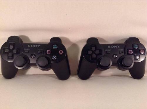 playstation 3 500gb - ps3 + 2 controles + 2 jogos