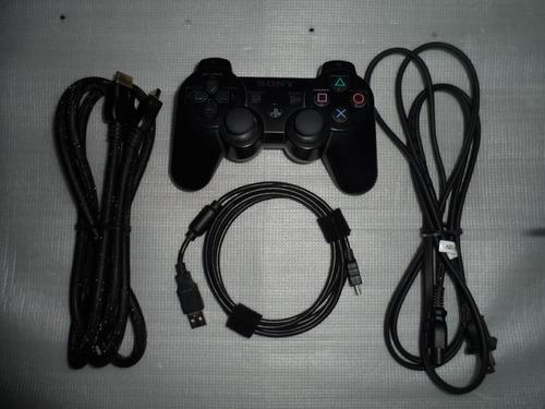 playstation 3 capacidad 97 gigas+control+juego+envío gratis