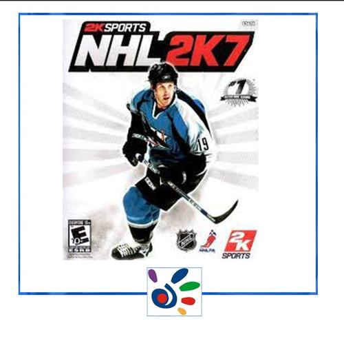 playstation 3 juego 2k sports nhl 2k7 * tiendastargus **
