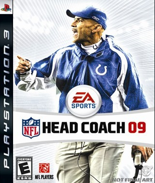 playstation 3 juego nfl head coach 09** tiendastargus **