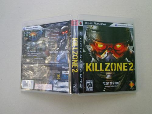 playstation 3 - kill zone 2
