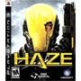 Haze. Ps3. Nuevo Y Sellado
