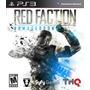 Red Faction Armageddon. Ps3. Nuevo Y Sellado