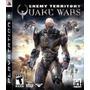 Enemy Territory: Quake Wars. Ps3. Nuevo Y Sellado