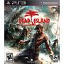 Dead Island. Ps3. Nuevo Y Sellado