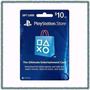 De Mrcargas Play Station Network Card $10 Psn Store (oferta)