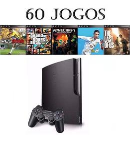 Jogos Ps3 Pkg - Consoles PS3 Slim no Mercado Livre Brasil