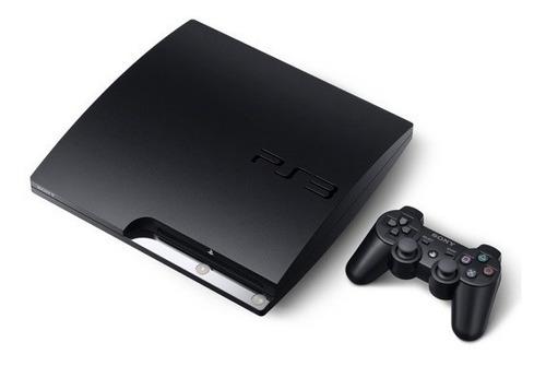 playstation 3 slim 120 gb para refacciones.