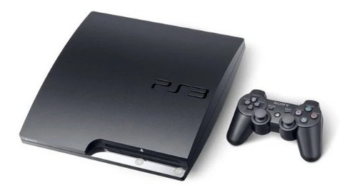 playstation 3 slim 160gb + 50 juegos + 1 control