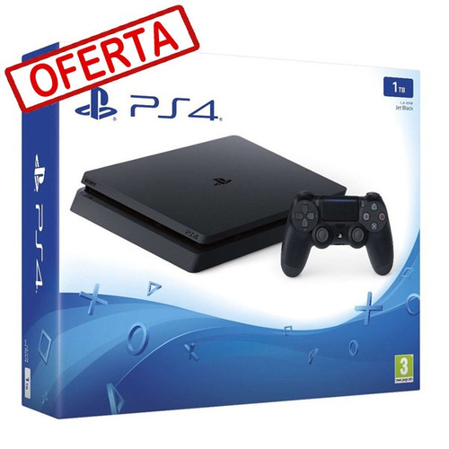 playstation 4 1tb ps4 slim hdr bivolt pronta entrega