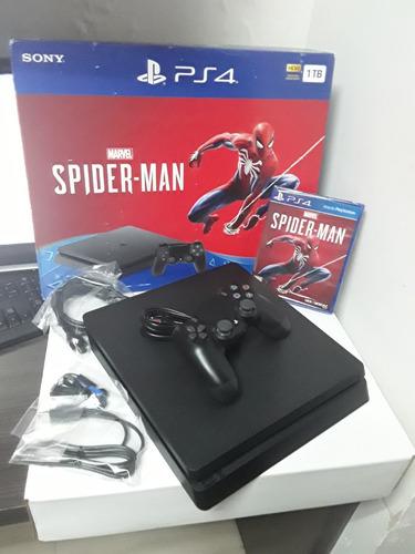 playstation 4 1tb spiderman  (350)