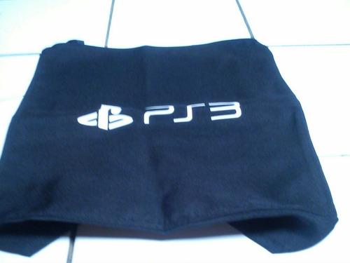 playstation 4 cobertor de tela