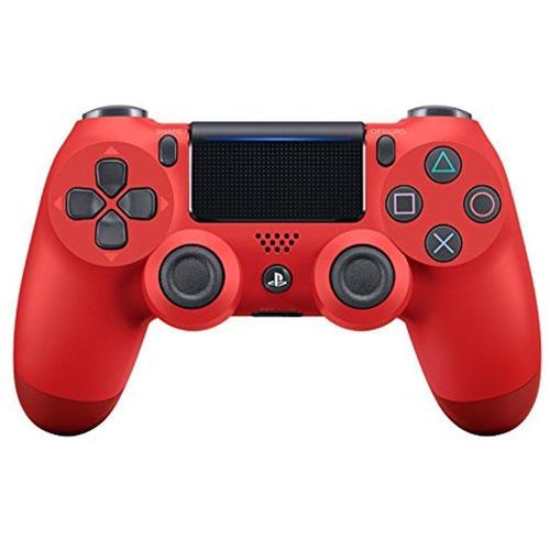 playstation 4 dual shock control magma red original en stock