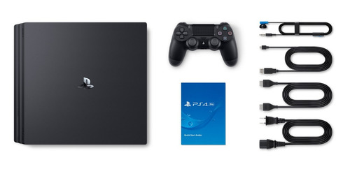 playstation 4 pro 1tb nuevo en project-games