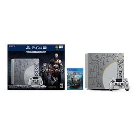 Playstation 4 Pro God Of War Edicion Limitada Nueva Sellada
