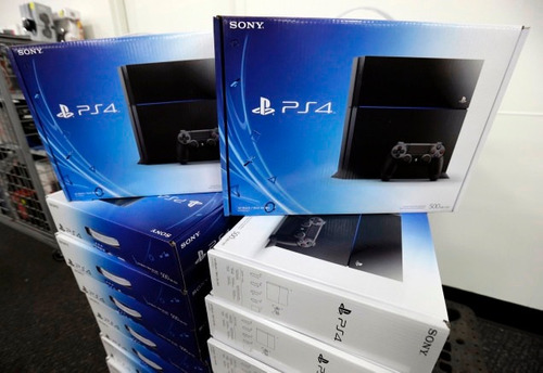 playstation 4 ps4 + 7 jgs + credix minicoutas