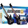 Guitar Hero Live Ps4 - (2 Guitarras Y 1 Juego )