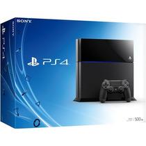 Playstation 4 500gb Super Oferta Ps4 Solo Contado Efectivo!!