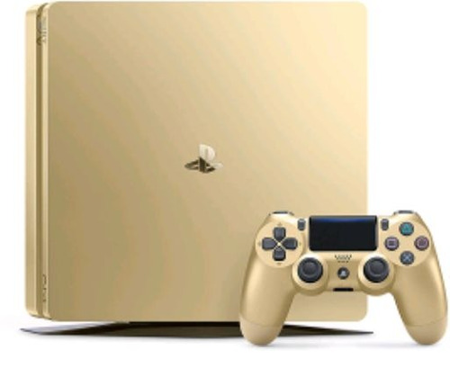 playstation 4 ps4 gold 1 tb. nuevo. l e e r descrip *450vds