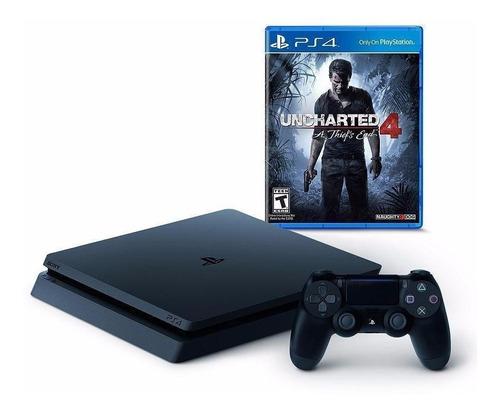 playstation 4 ps4 juego uncharted 4 2017 sony promoción