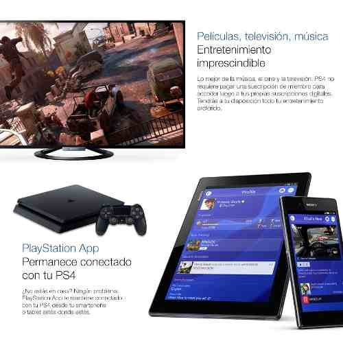playstation 4 ps4 slim nueva 500gb en oferta loi