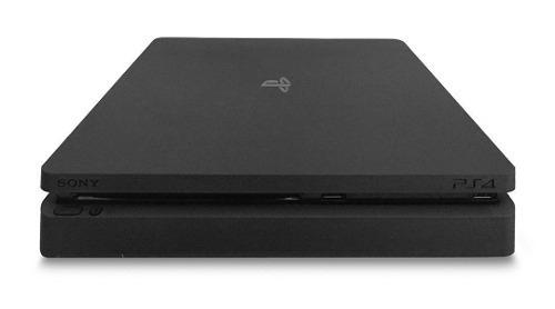 playstation 4 slim 1tb  2 contr + bolsa pronta entrega