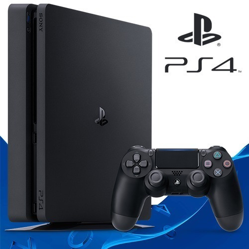 playstation 4 slim ps4 1tb sony original pronta entrega