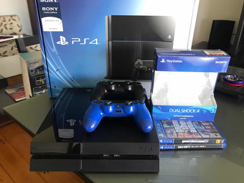playstation 4 usada impecable