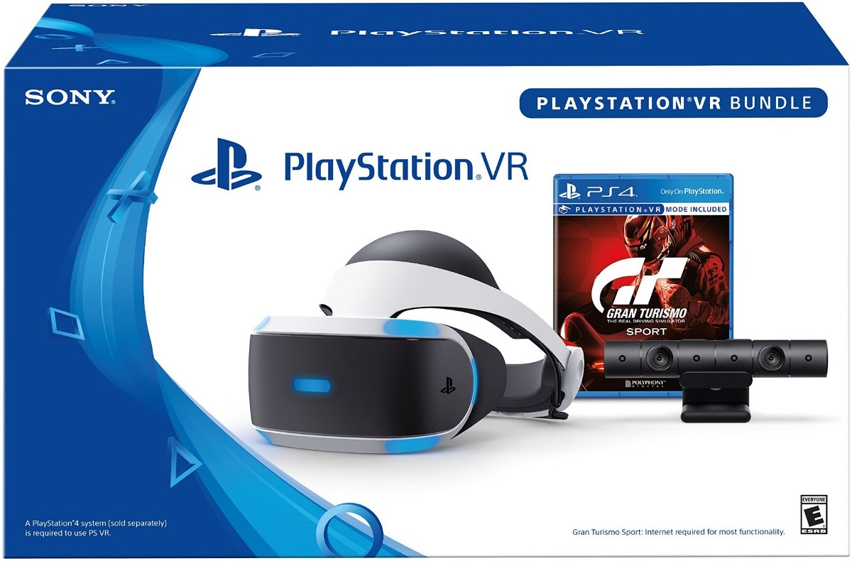 Playstation 4 Vr Ps Vr Camara Juego Para Tu Playstation