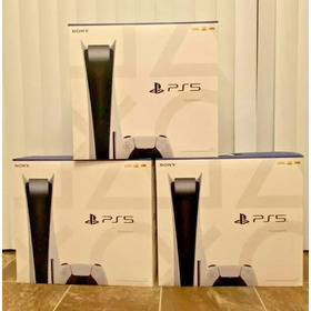 Playstation 5 Ps5 Disc Edition Bundle Extra Controller