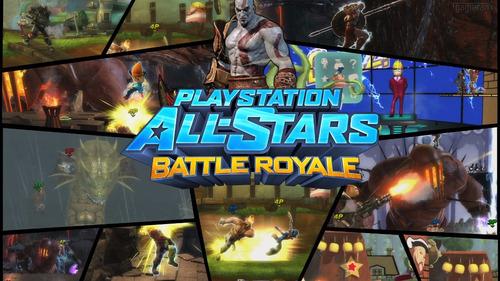 playstation all stars battle royal - ps vita