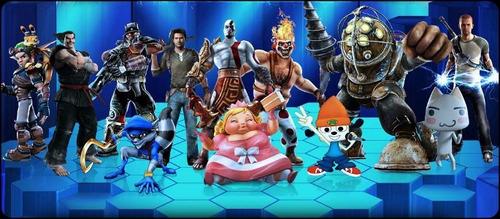 playstation all-stars battle royale - playstation 3 digital-