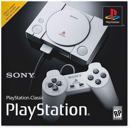 playstation clasico con 2 controles ps1 20 juegos tienda 45t