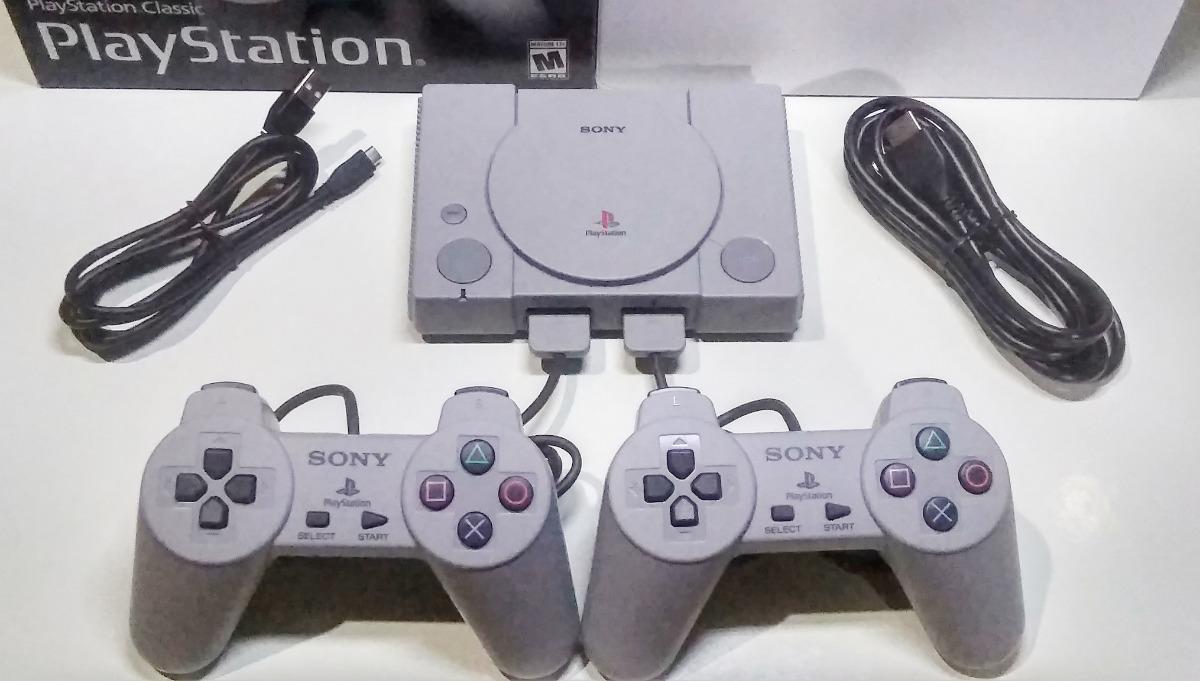 Playstation - Classic Edition Mini Ps1 Original!