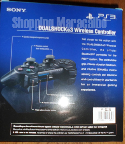 playstation dualshock control