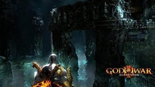playstation god of war iii: remasterizado (ps4)