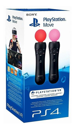 playstation move motion controller dual pack ps4 vr original