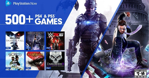 playstation now + playstation plus ps4 pc entrega inmediata