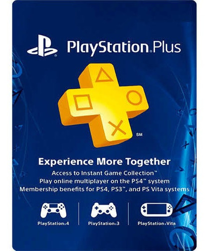 playstation plus 3 meses (no codigo
