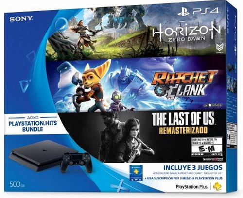 playstation ps4 con juegos