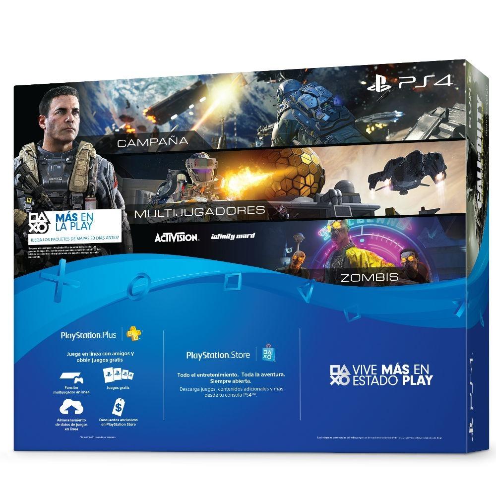 Playstation Ps4 Joystick Call Of Duty 500gb 19 623 00 En