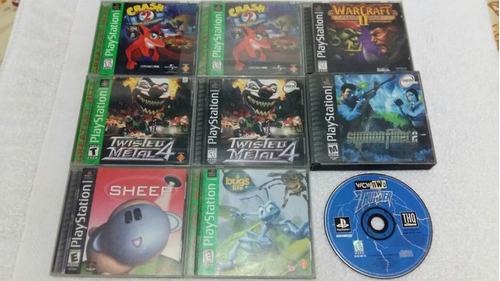 playstation psx juegos play station ps1