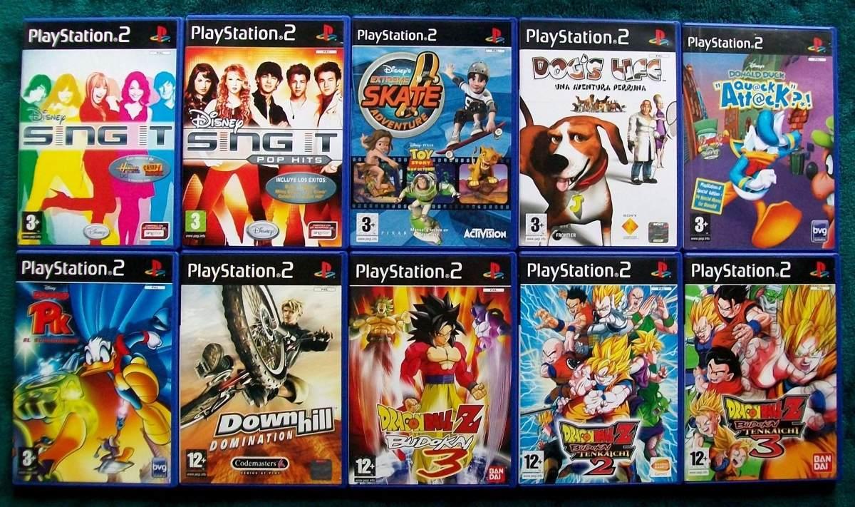 Los 20 mejores juegos de PS2 - HobbyConsolas Juegos