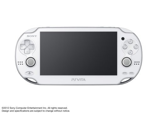 playstation vita (playstation vita) modelo wi-fi blanco cri