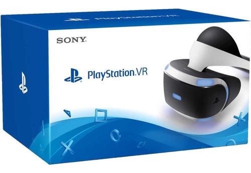 playstation vr ps4 - casco realidad virtual