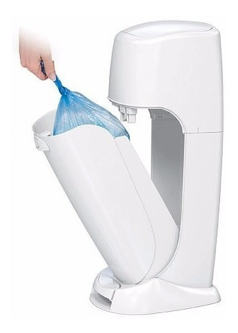 playtex diaper genie gray sistema control olores pañales