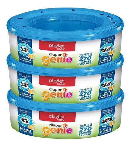 playtex diaper genie refills bolsas de repuesto 810 unidades