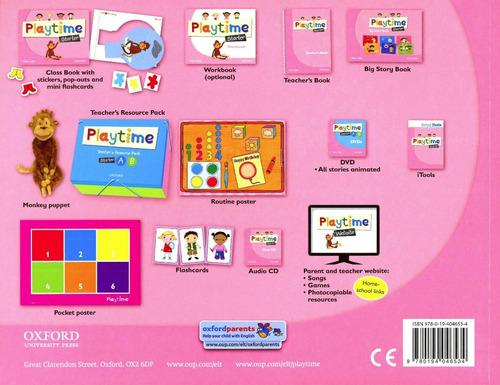 playtime starter - classbook
